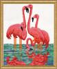 Design Works - Flamingos