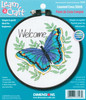 Dimensions Learn a Craft - Welcome Butterfly