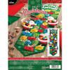 Plaid / Bucilla - Santa's Advent Calendar