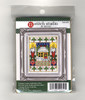 Design Works Stitch Studio -  Candles Picture Kit w/Frame