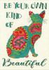 Dimensions - Paisley Cat