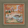 2019 Mill Hill Buttons & Beads Autumn Series - Foot Bridge