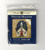 2018 Mill Hill Winter Holiday Collection Ornament Set (6 Kits)