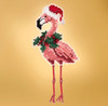 Mill Hill 2019 Winter Holiday Collection - Holiday Flamingo Ornament