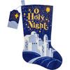 Plaid / Bucilla - O Holy Night Stocking