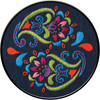 Plaid / Bucilla - Bohemien Paisley