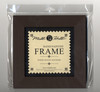 "Mill Hill - 6"" x 6"" Chocolate Hand Painted Frame"