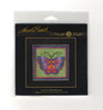 2019 Mill Hill Laurel Burch Flying Colors - Butterfly Lime