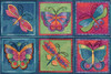 2019 Mill Hill Laurel Burch Flying Colors Series (Set of 6 Kits)