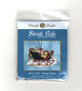 Mill Hill 2017 Sleigh Ride Charmed Ornament - Vintage Sleigh