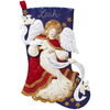 Plaid / Bucilla - Christmas Angel Stocking