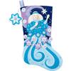 Plaid / Bucilla - Snow Princess Stocking