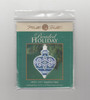 Mill Hill 2019 Beaded Holiday Ornament - Sapphire Opal