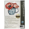 Dimensions - Floral Teacup