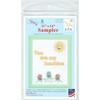 Jack Dempsey Needle Art - Sunshine Sampler