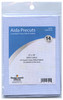 "Design Works - Gold Quality Light Blue 14 Count Aida Fabric 15"" x 18"""