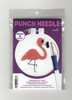Design Works Punch Needle - Flamingo w/Hoop