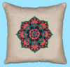 Punch Needle Pillow Kit - Mandala