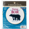 Dimensions Learn a Craft - Mama Bear
