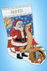 Design Works ~ Santa's List Stocking