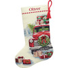 Dimensions - Santa's Truck Stocking