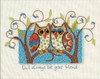 Dimensions Punch Needle - Owl Always Be Your Friend