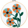Dimensions Punch Needle - Modern Floral