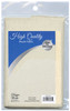 """Design Works - High Quality Natural Unbleached Muslin Fabric 45"""" x 60"""""""