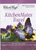 DMC Kitchen Mates Hemmed Towel with 14 Count Aida Border
