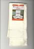 DMC Aberdeen Velour Ecru Hand Towel with 14 Count Aida Border