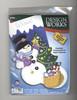 Design Works -  Snowcone Snowman Stocking