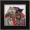 Mill Hill / Laurel Burch - Christmas Cat & Dog