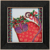 Mill Hill / Laurel Burch - Christmas Kitten
