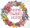 Janlynn - Home Sweet Home Wreath