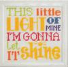 Design Works -  This Little Light