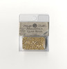 Mill Hill Magnifica Glass Beads 2g - Gold Nugget #10091