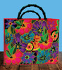 Design Works -  Laurel Burch Floral Tote