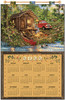 Design Works - Cabin Life 2022 Jeweled Calendar Kit