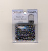 Mill Hill Glass Beads 5.2g Frosted Jewel Tones (Size 6°) #16611