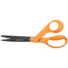 Fiskars - Right-Handed Non-Stick Teflon Bent Scissors 8""