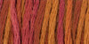 Color Variations Embroidery Floss - Chilean Sunset #4130