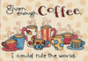Dimensions Minis - Enough Coffee