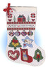 Design Works - Signs of Christmas Stocking