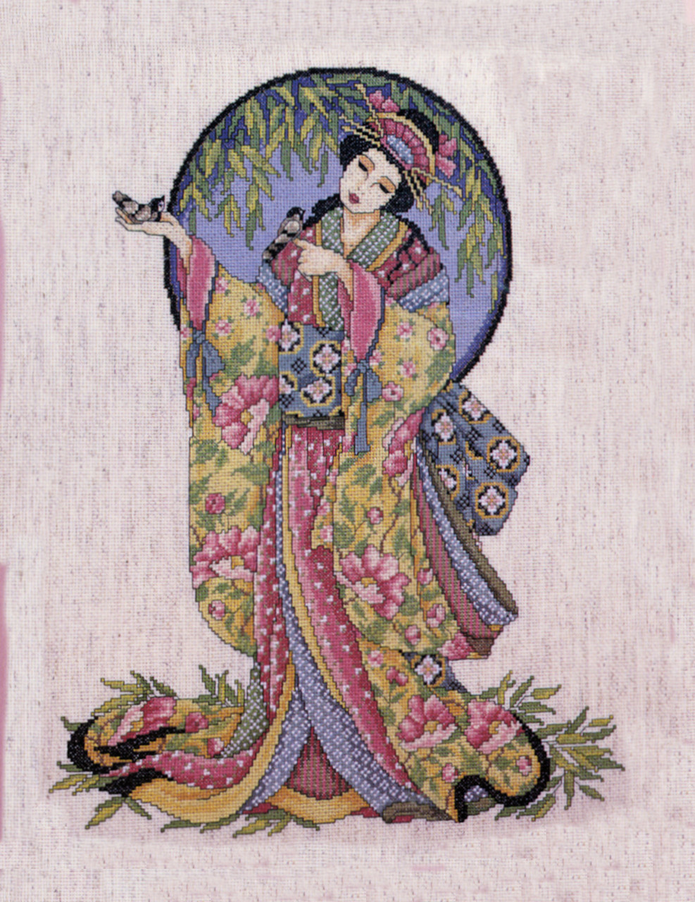 Design Works - Oriental Grace