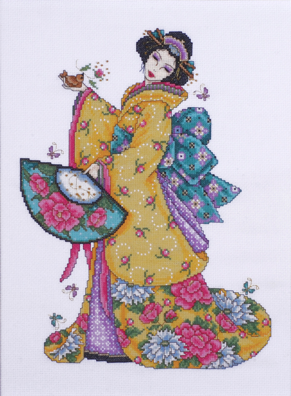 Design Works - Golden Geisha