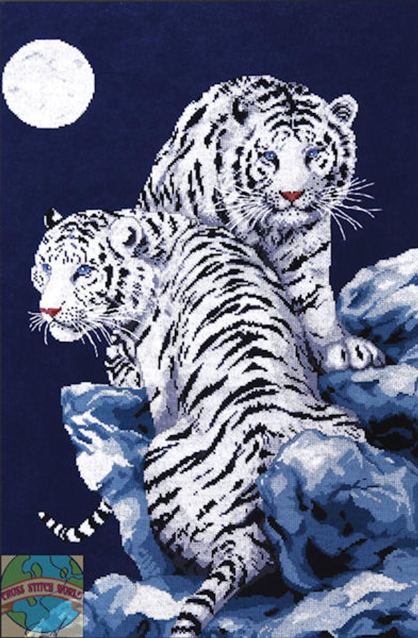 Design Works - Moonlit Tigers