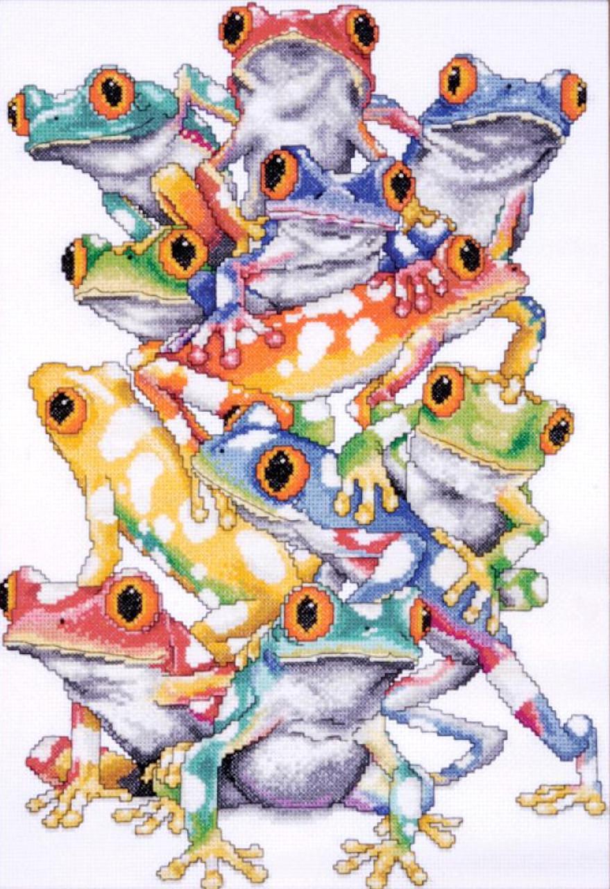 Design Works - Frog Pile