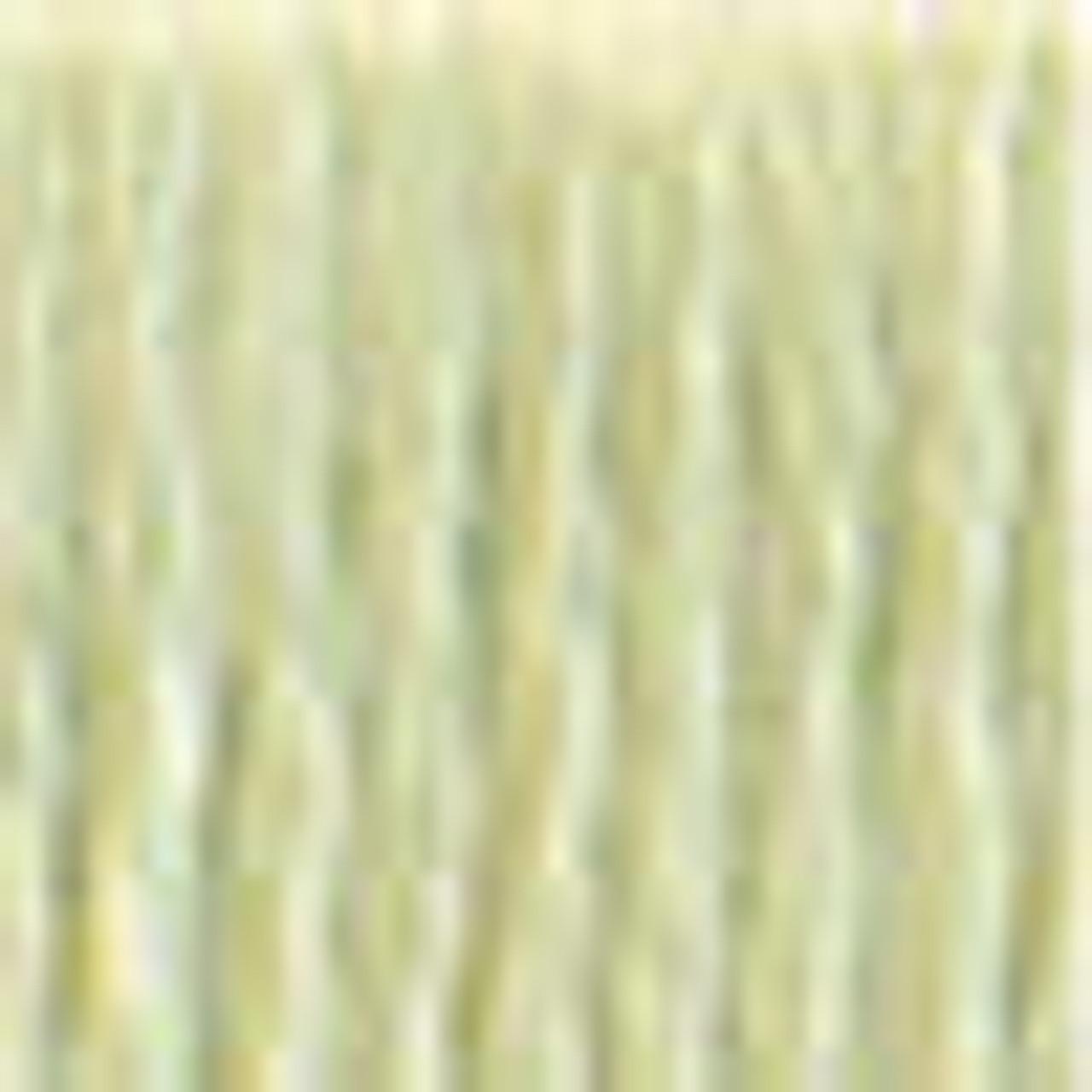 DMC # 772 Very Light Yellow Green Floss / Thread