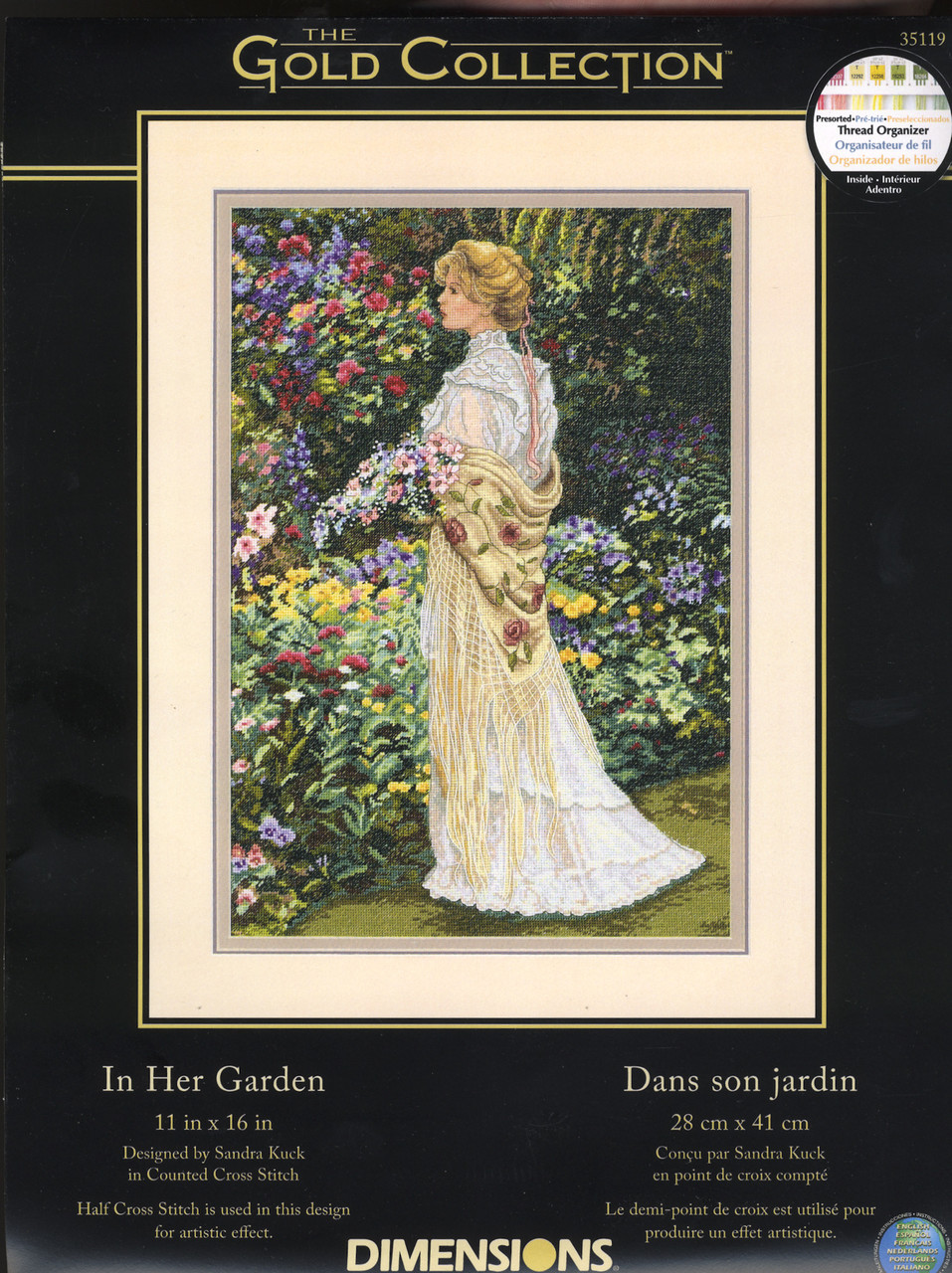 Gold Collection - In Her Garden