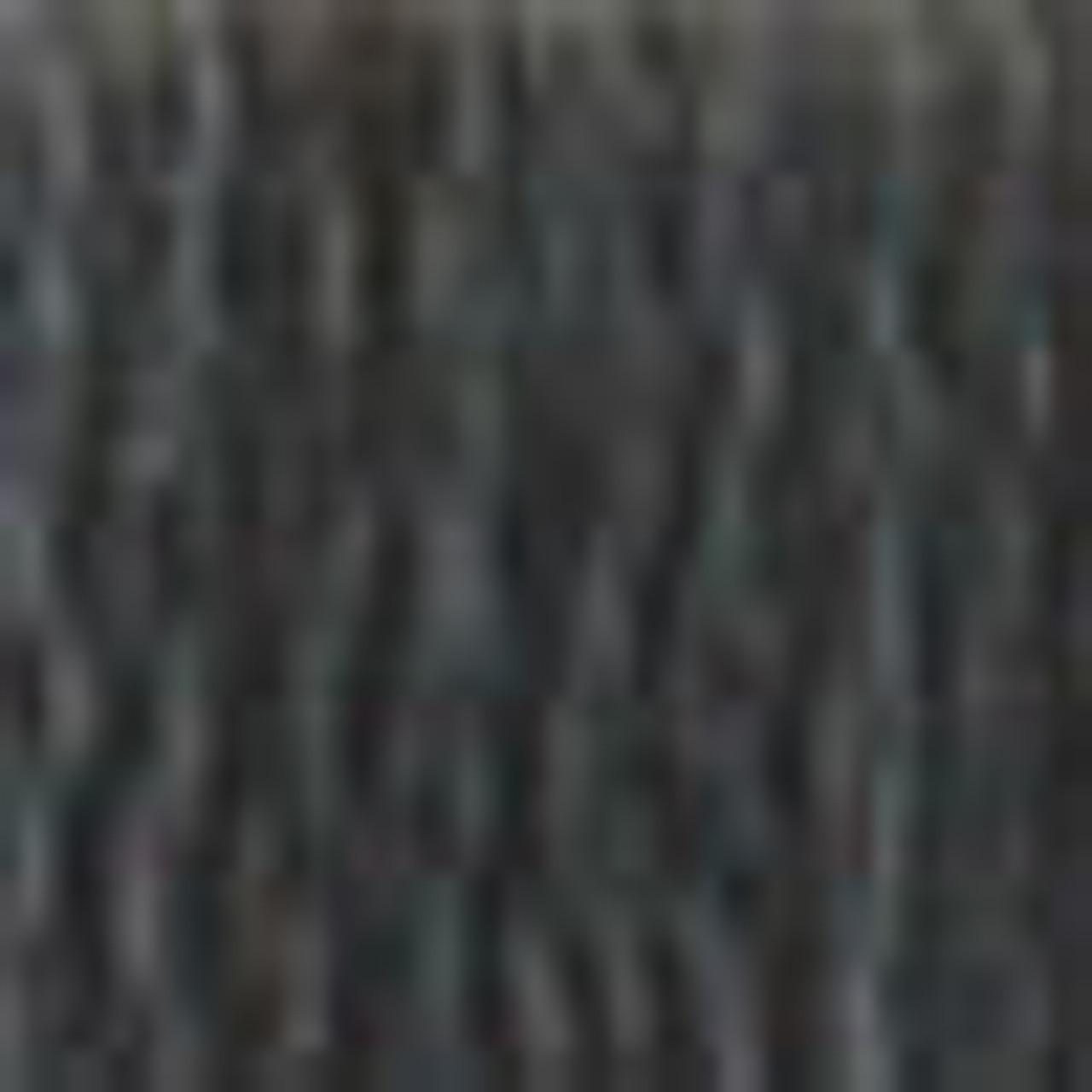 DMC # 3799 Very Dark Pewter Gray Floss / Thread